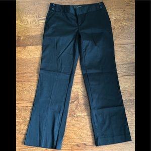 Banana Republic Petites Women's Black Pants Sz 8P